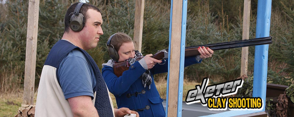 exeter clay shooting